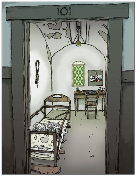 The Cell of Lux