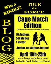 Blog Tour de Force Cage Match